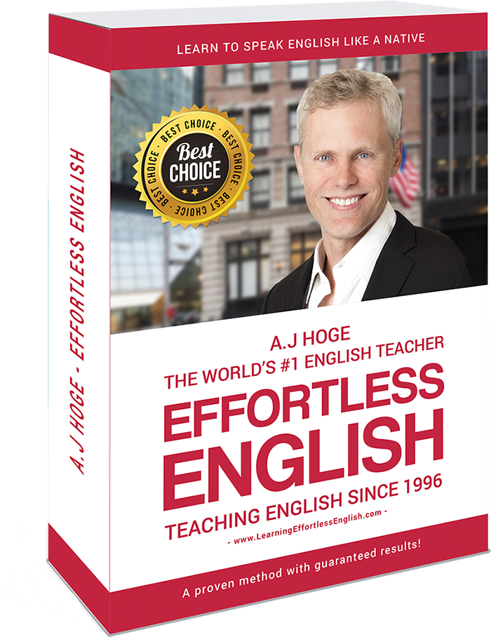 Effortless English book