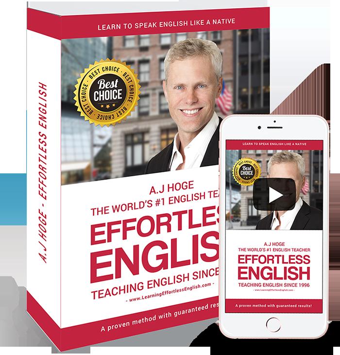 sách effortless english 2019