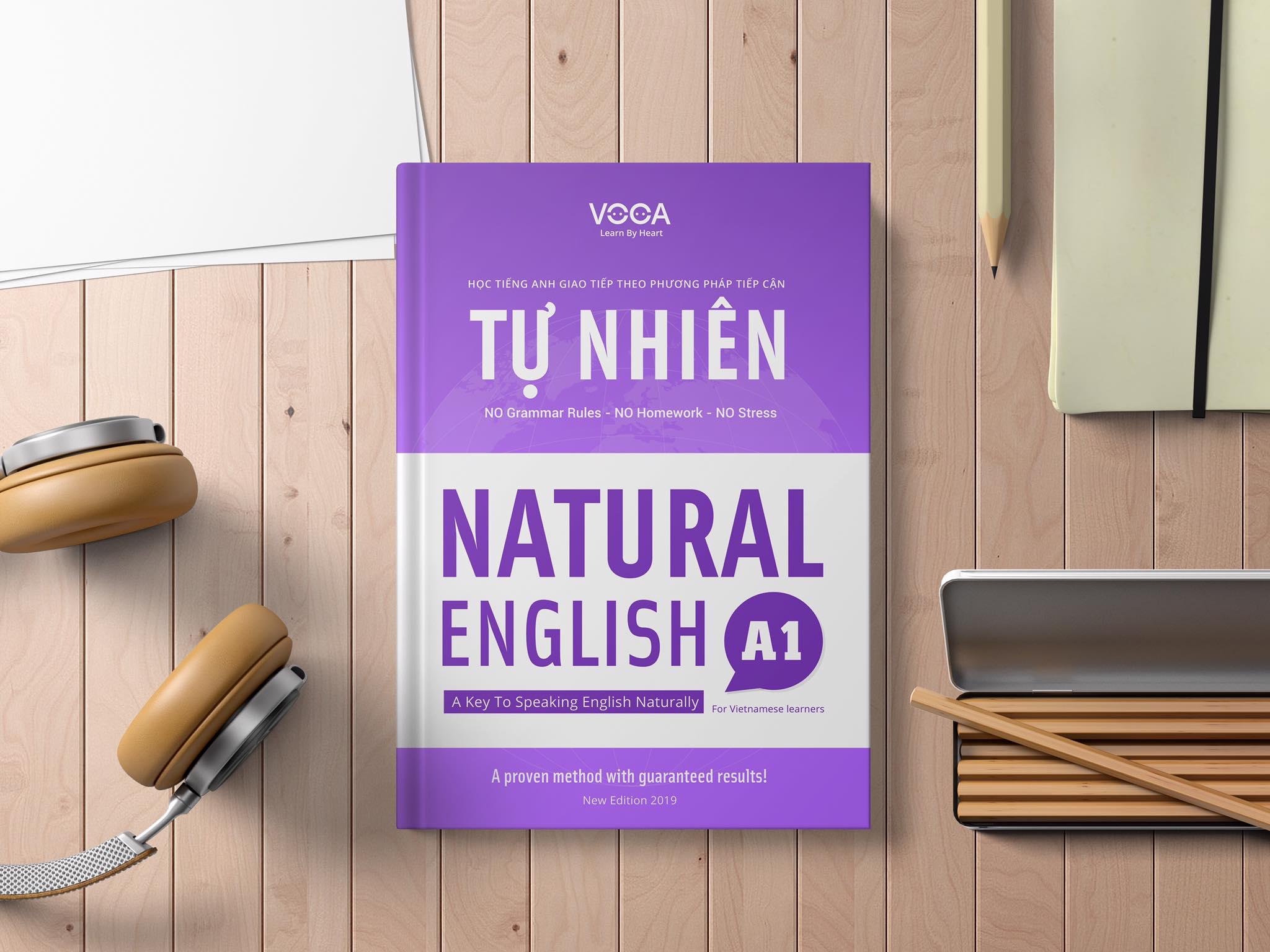 Hướng dẫn học tiếng Anh giao tiếp với Natural English