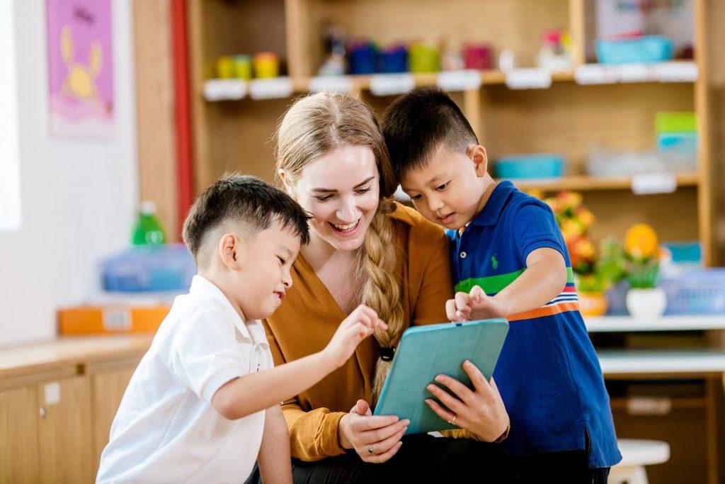 Kinh nghiệm dạy tiếng Anh cho bé (Phần 1: Từ vựng)