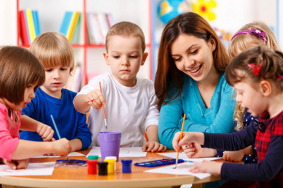 How To Teach Children English?