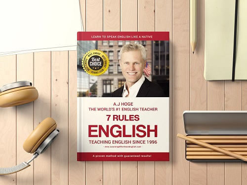 7 Rules For Excellent English Speaking