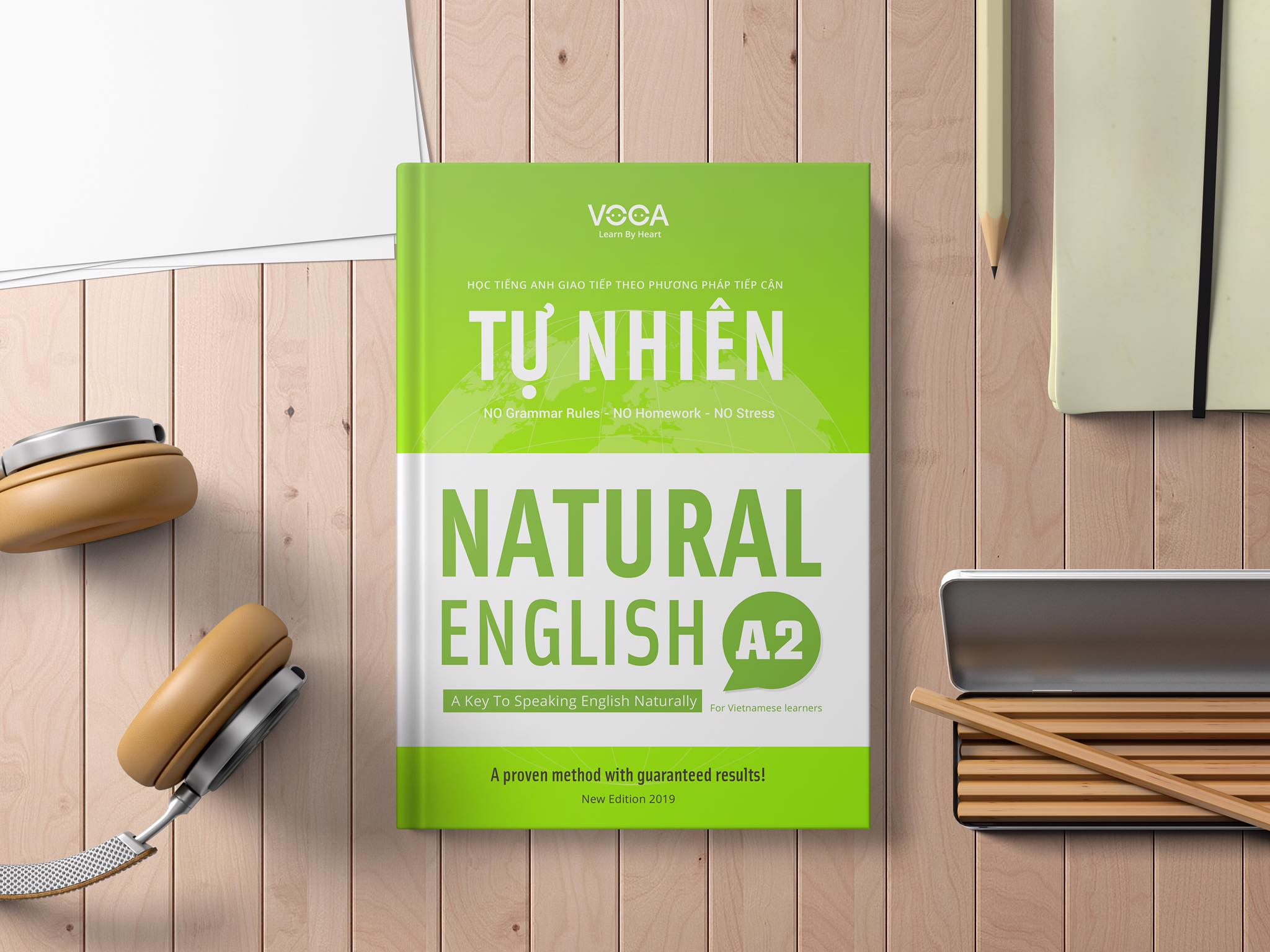 Ebook Natural English (Full 6 levels)