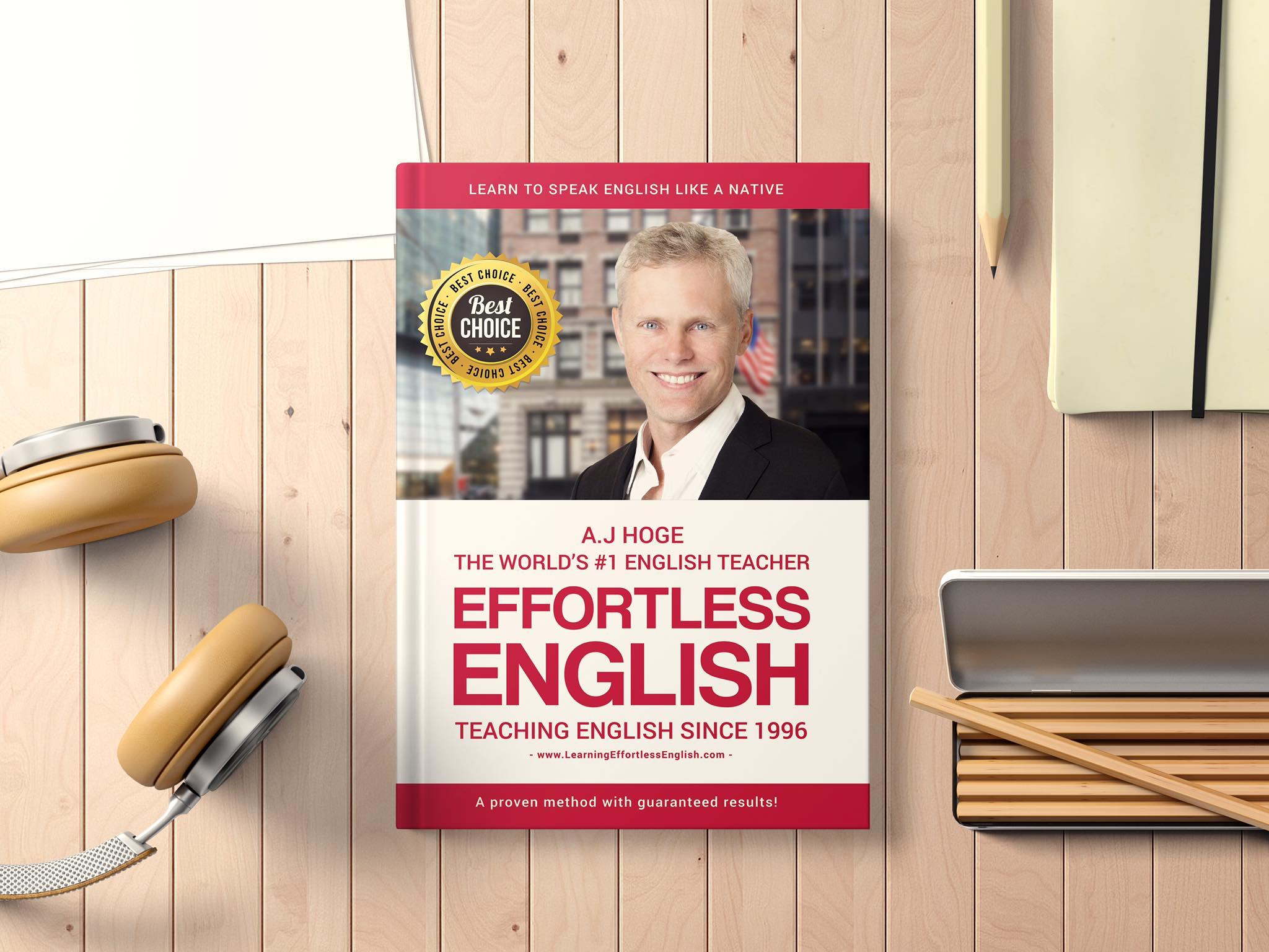 Sách Effortless English (Edition 2019-2020)
